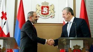 Визит Пашиняна в Тбилиси: удастся ли лидеру армянской революции наладить отношения с соседями
