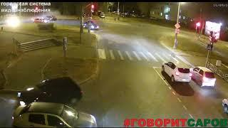 ДТП, Саров, перекресток пр.Музрукова-ул.Советская, 14 сентября 2018