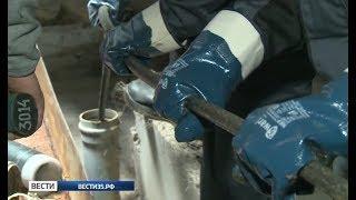 Вологодские коммунальщики перекрывают канализацию должникам