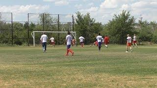 Ребята из Камышинской воспитательной колонии сыграли товарищеский матч с футболистами из Франции