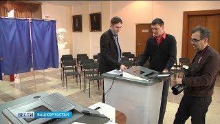 Кандидаты в депутаты Госсобрания РБ подают документы в ЦИК