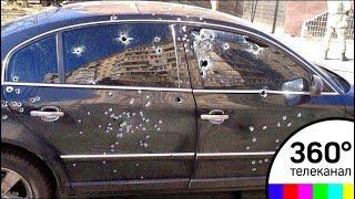 Неизвестные обстреляли машину жителя Назрани