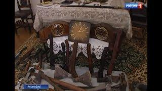 Музею в станице Старочеркасской коллекционеры подарили 150 уникальных предметов