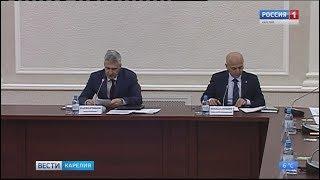 Заседание Правительства республики