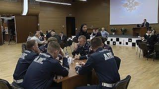 Полицейские Югры сыграли в «Что? Где? Когда?»
