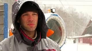 В выходные на горе Парковой пройдет этап кубка России по сноуборду в дисциплине слоупстайл