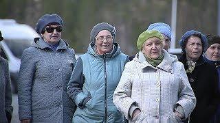Пожилые студенты Ханты-Мансийска рассказали, чему научились в университете третьего возраста