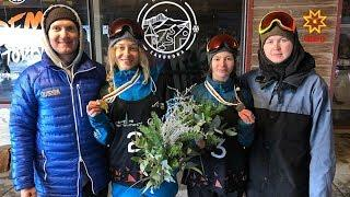 Наша землячка фристайлистка Лана Прусакова завоевала бронзу в Новой Зеландии.