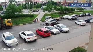 Сотрудники дорожной полиции разыскивают очевидцев ДТП с участием несовершеннолетнего в Сестрорецке