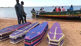 Крушение парома в Танзании: найден выживший