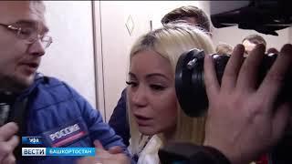 Во время съемок у журналиста ВГТРК попытались  отобрать  мобильный  телефон