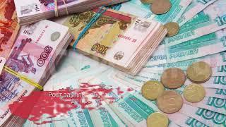 Центробанк ожидает резкий рост зарплат бюджетников
