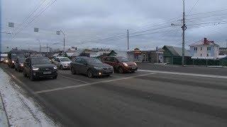 Пензенских водителей и пешеходов предупредили об ухудшении дорожных условий