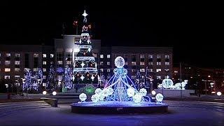 На новогоднее освещение Сургута потратят 5 миллионов рублей
