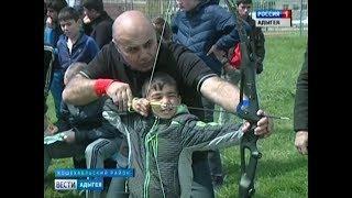 Фестиваль национальных видов состязаний народов Северного Кавказа прошел в Адыгее