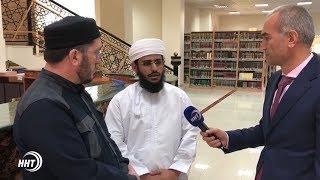 Делегация Дагестана с рабочим визитом прибыла в Оман