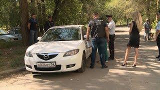 Следователи выясняют обстоятельства убийства в Краснооктябрьском районе