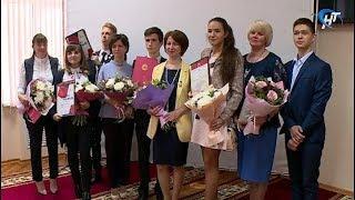 Новгородская команда чемпионата  «Молодые профессионалы» удостоилась региональных наград