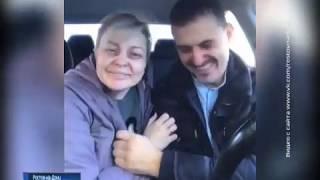 Ростовчанка сняла шуточный ролик о пробках в городе