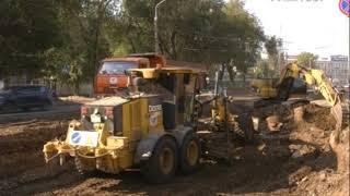 Первый этап капремонта Заводского шоссе в Самаре подходит к концу