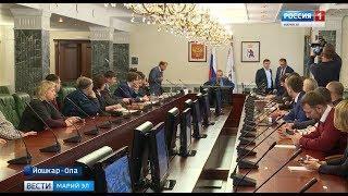 В столице Марий Эл открылась стратегическая сессия по созданию промышленного кластера