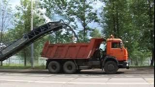 На улице Гагарина в Ярославле начался ямочный ремонт