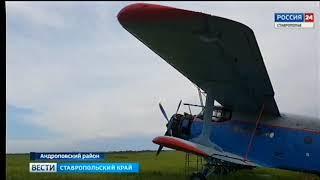 Авиакатастрофы чудом удалось избежать