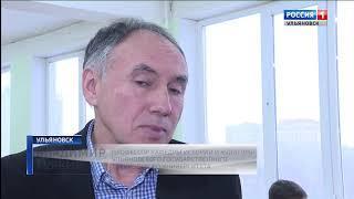 В. Гуркину вручили Золотую медаль Нельсона Степаняна