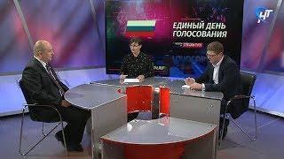 В студии НТ свое мнение о ходе выборов высказали Алексей Чурсинов и Александр Прокофьев
