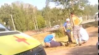 ДТП на светофоре в Ярославле: есть пострадавшие