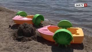 Читинцы считают озеро Кенон грязным и непригодным для купания