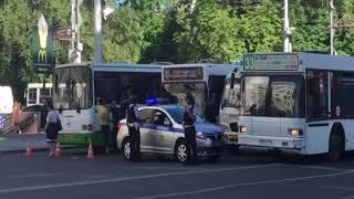 В Ростове из-за бесхозной сумки оцепили часть Ворошиловского проспекта