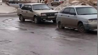 Полиция задержала подозреваемого в повреждении нескольких автомобилей в Рыбинске