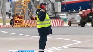 «Аэрофлот» остаётся «зимовать» в Калининградской области
