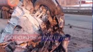 На трассе Самара-Уфа-Челябинск произошло ДТП со смертельным исходом