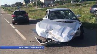 В Белгороде произошло 11 ДТП за выходные