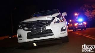 Происшествия: В Кривом Роге Lexus 570 сбил насмерть женщину | 1kr.ua