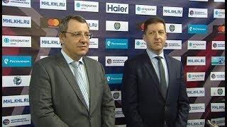 Руководство ХК «Югра» прокомментировало исключение из КХЛ