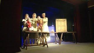 В Волгоградском театре кукол – премьера спектакля «Ночь перед Рождеством»