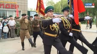 В рамках юбилея состоялся военно-спортивный праздник в Горно-Алтайске