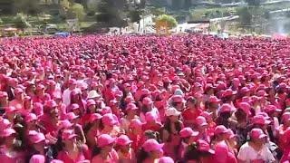 Женщины Боливии против насилия