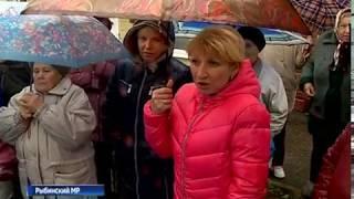 Жители двух поселков Рыбинского района уже несколько месяцев живут без горячей воды