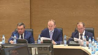 Волгоградские парламентарии обсудили ситуацию с ценами на ГСМ с представителями топливных компаний