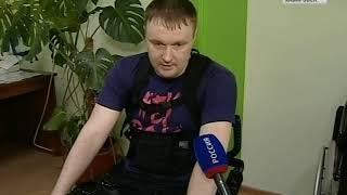 Тест-драйв «экзоскелета» из Сколково
