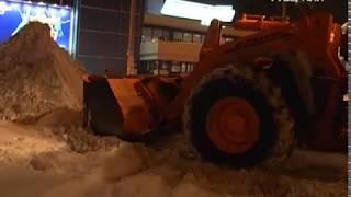 В Самаре в усиленном режиме ликвидируют последствия снегопада