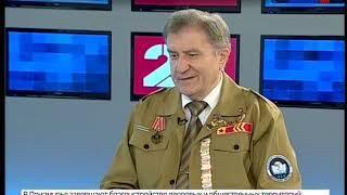 Интервью А Кряжев