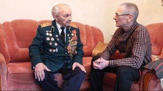Участник Сталинградской битвы Павел Васильевич Гладков, город Кишинев