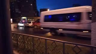 """ДТП на """"кольце"""" в Сыктывкаре 26 мая 2018 года"""