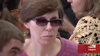 В Саранске прошёл турнир по игре «Что? Где? Когда?» среди инвалидов по зрению и слуху