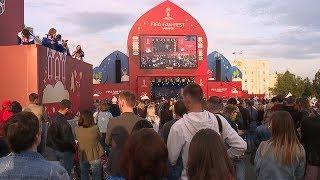 400 тысяч человек посетили Фанфест в Саранске. Но будет еще больше